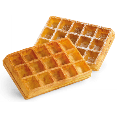 Waffle clipart small. Brussels waffles transparent png