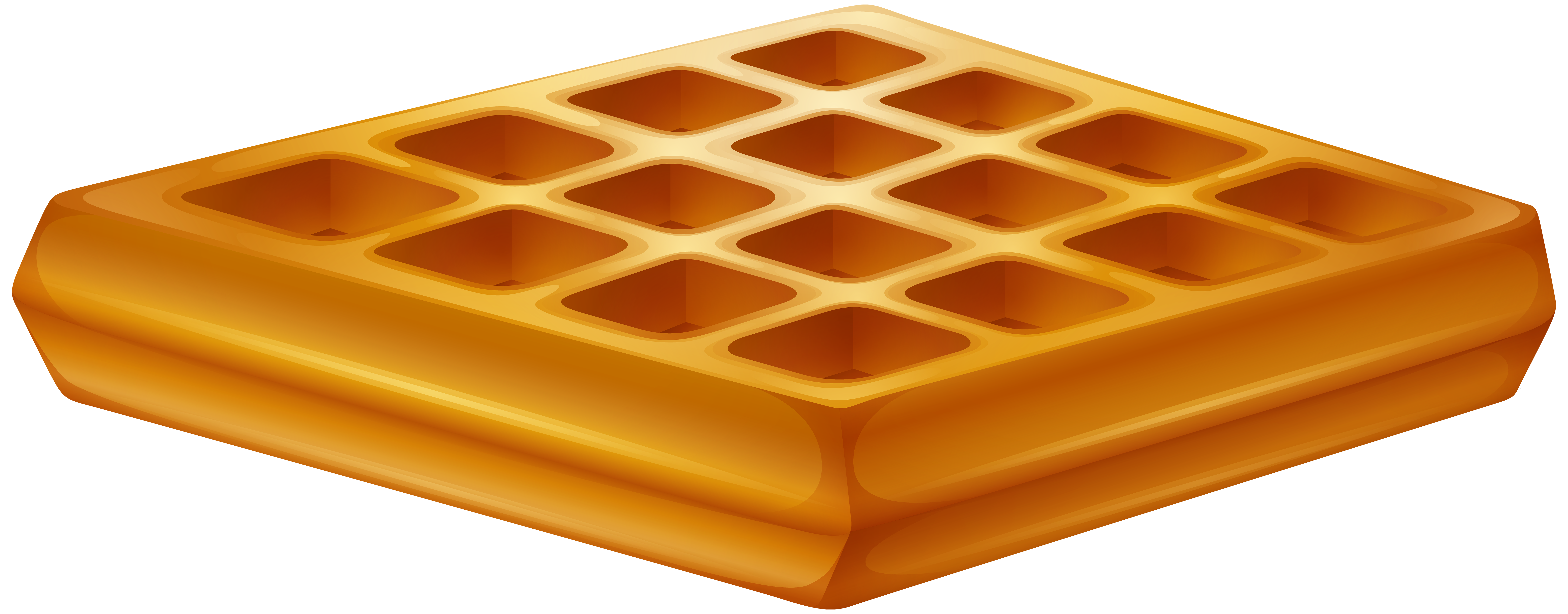 Waffle clipart. Png clip art best