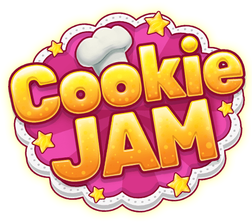 Obstacles cookie jam support. Waffle clipart heart shaped waffle banner freeuse library