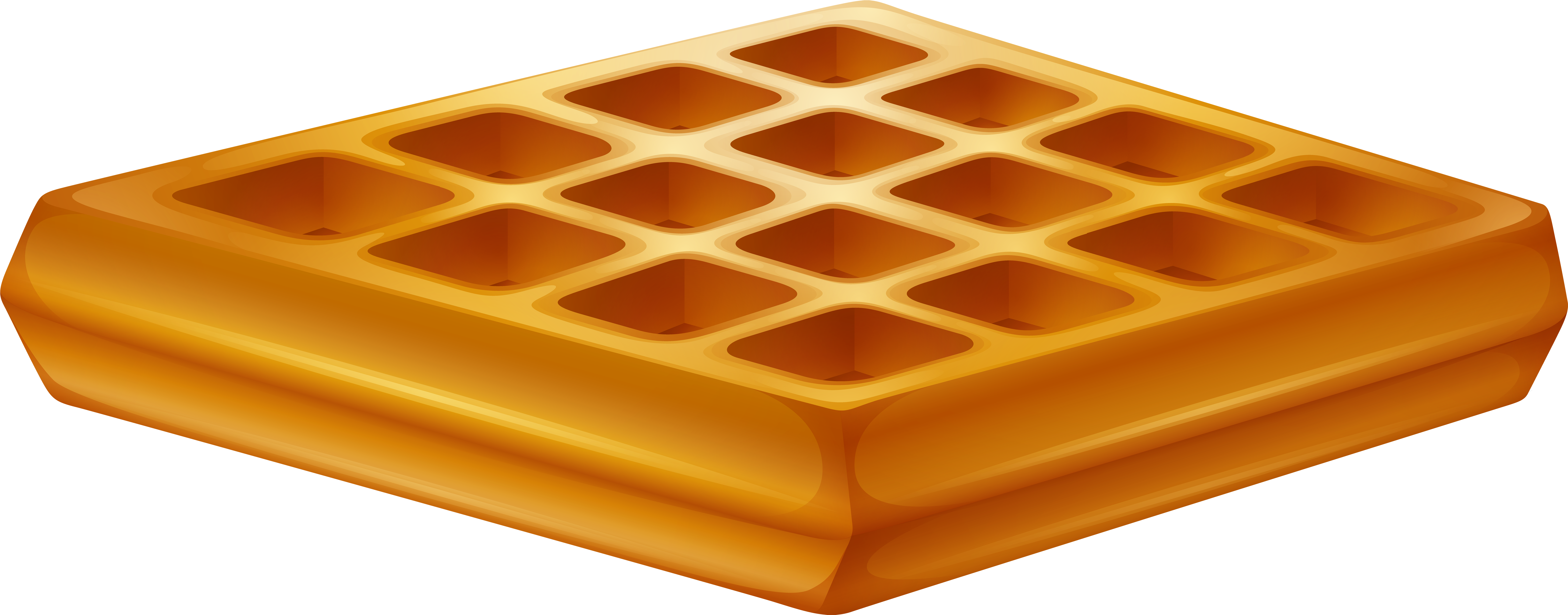 Waffle clipart transparent background. Download hd png clip