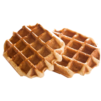 Waffle clipart small. Chocolate waffles transparent png