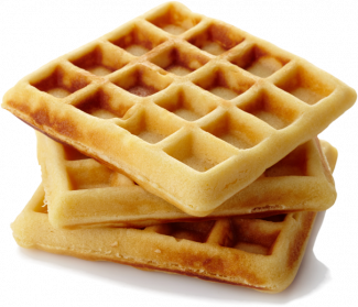 Waffles clipart. Waffle png images transparent