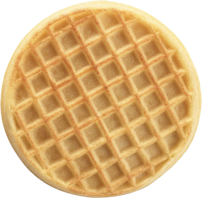 Waffle clipart transparent background. Millions of png images