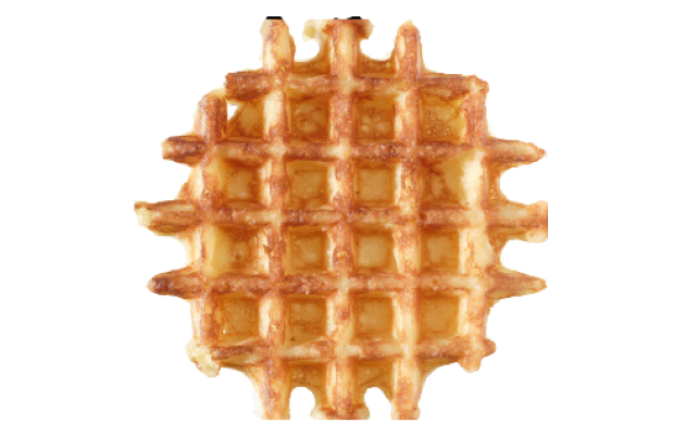 Waffle clipart transparent background. Png