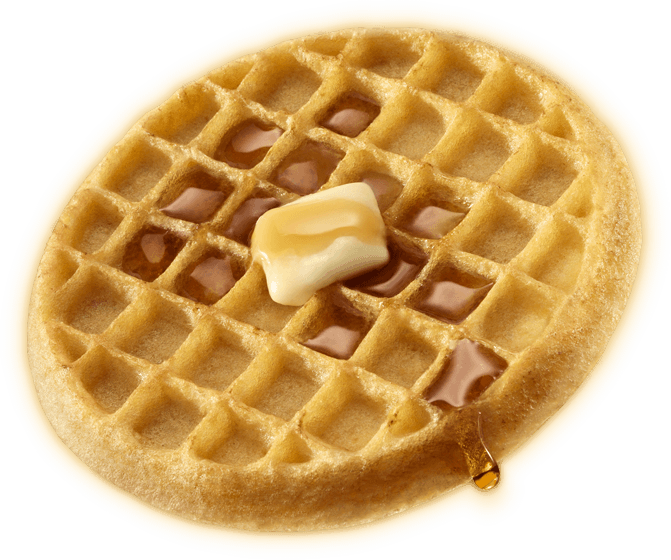 waffle clipart transparent background