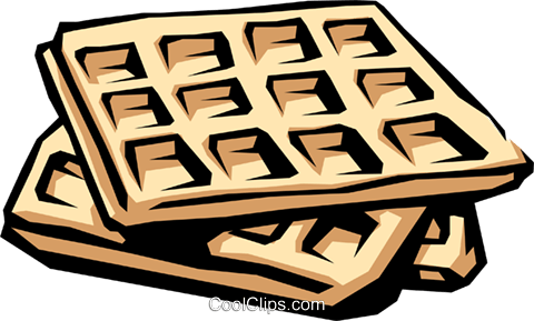 Waffle clipart vector. Download free png waffles