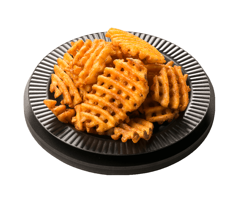 Waffle fries png. Pizza ranch
