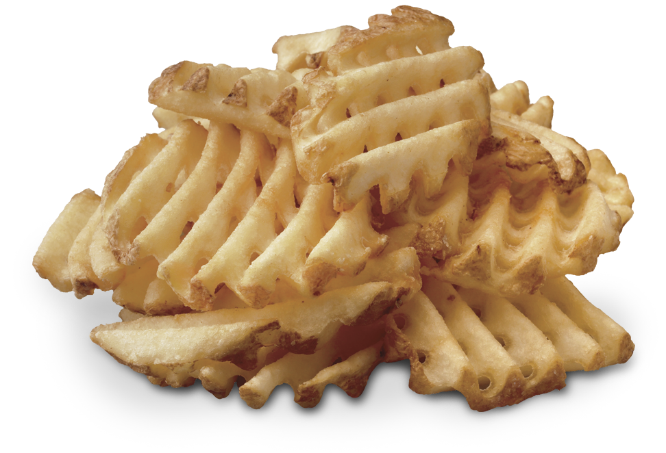 Waffle fries png. The writeous babe project