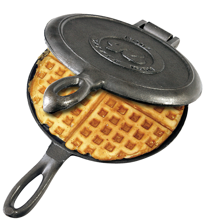 Waffle iron png. Old fashioned ozpig great