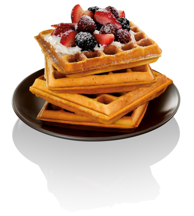 waffles transparent one