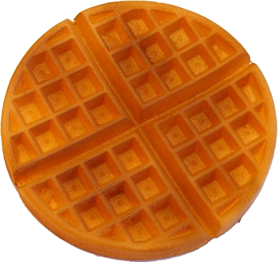 Waffle png circle. Dlpng download image with