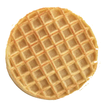 Waffle png pixel. Food