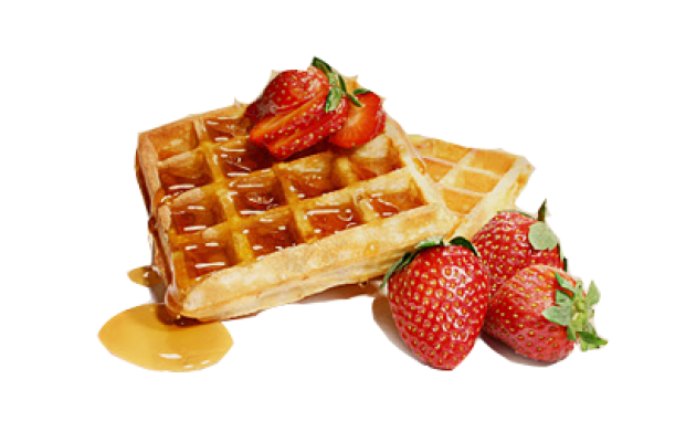 Waffle clipart high resolution. Png images transparent free