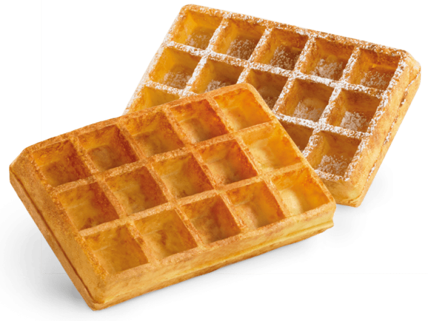 Waffles transparent different. Png free images toppng