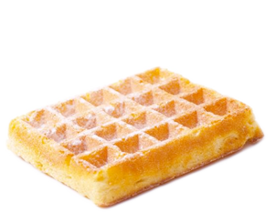 Waffles transparent square. Waffle png images free