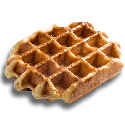 Waffles transparent stacked. Stack of png stickpng