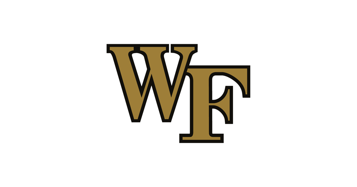 Wake forest logo png. Demon deacons football