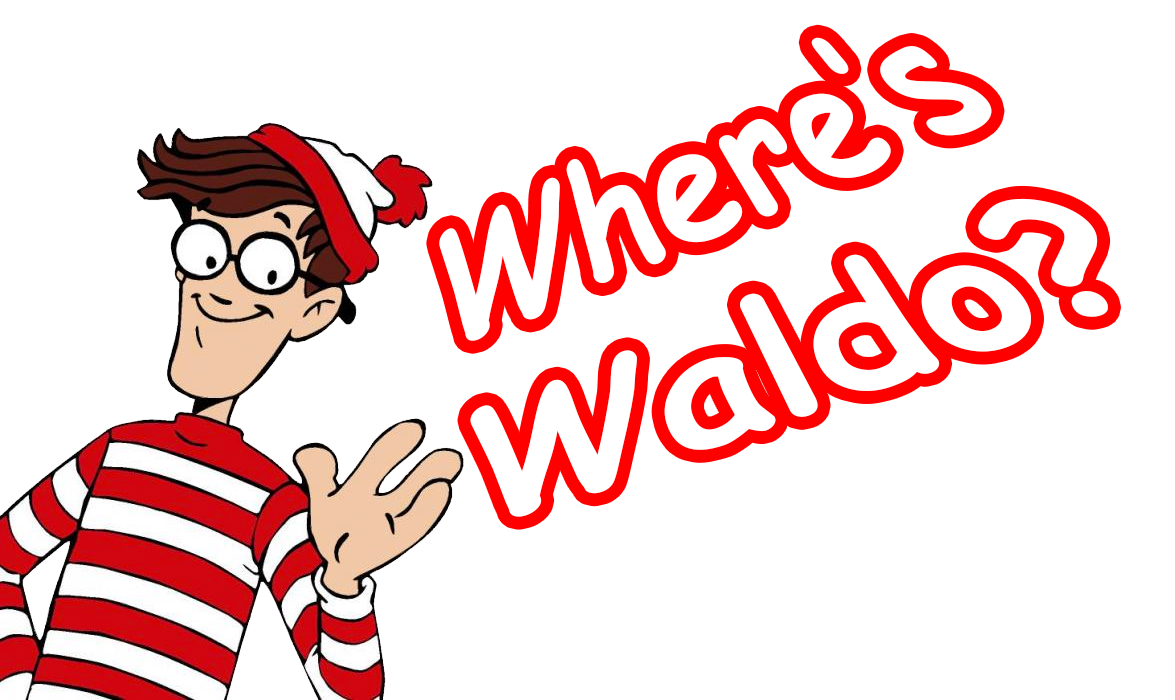 Waldo transparent png. Will be in norway