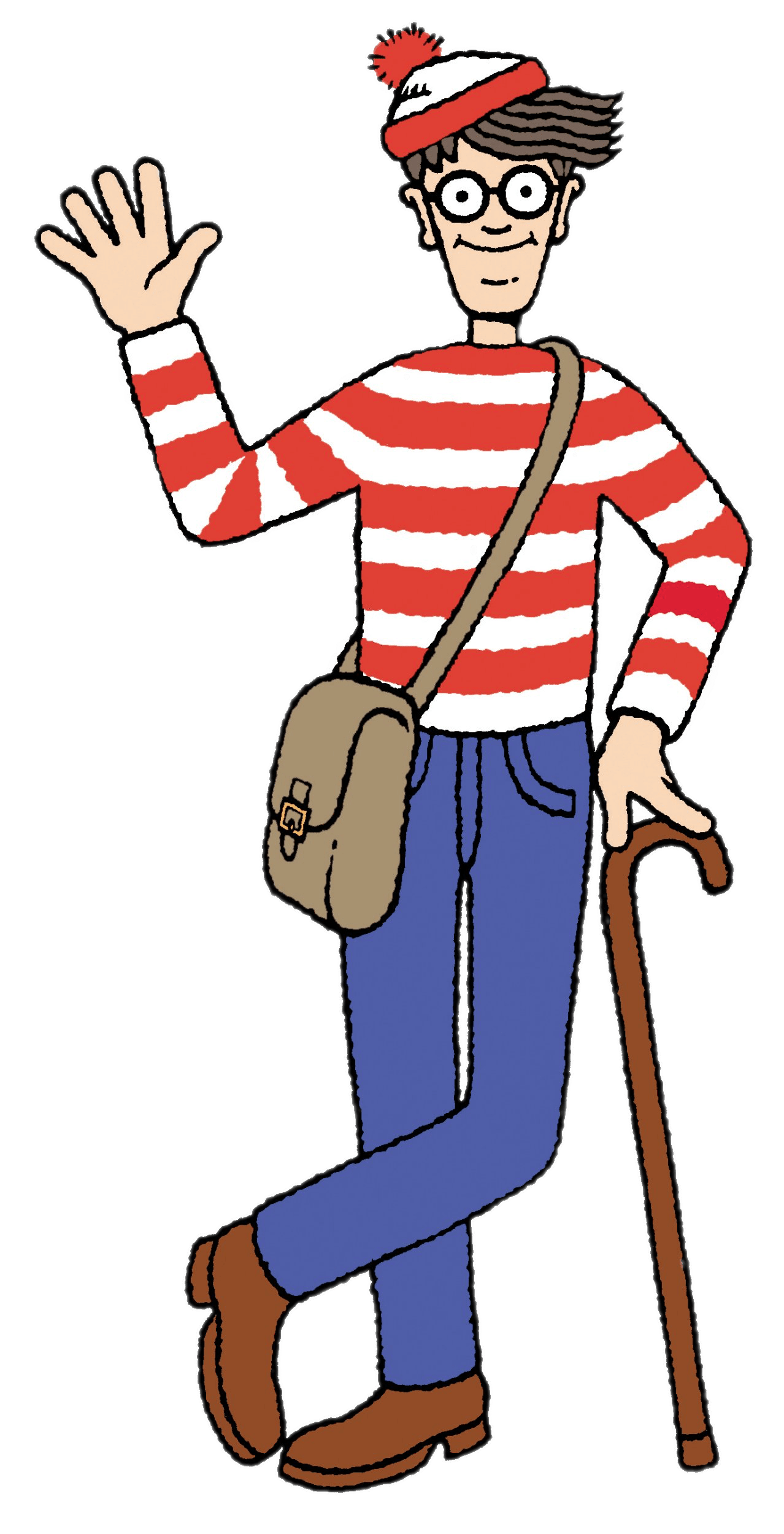 Waldo transparent png. Wally images stickpng full
