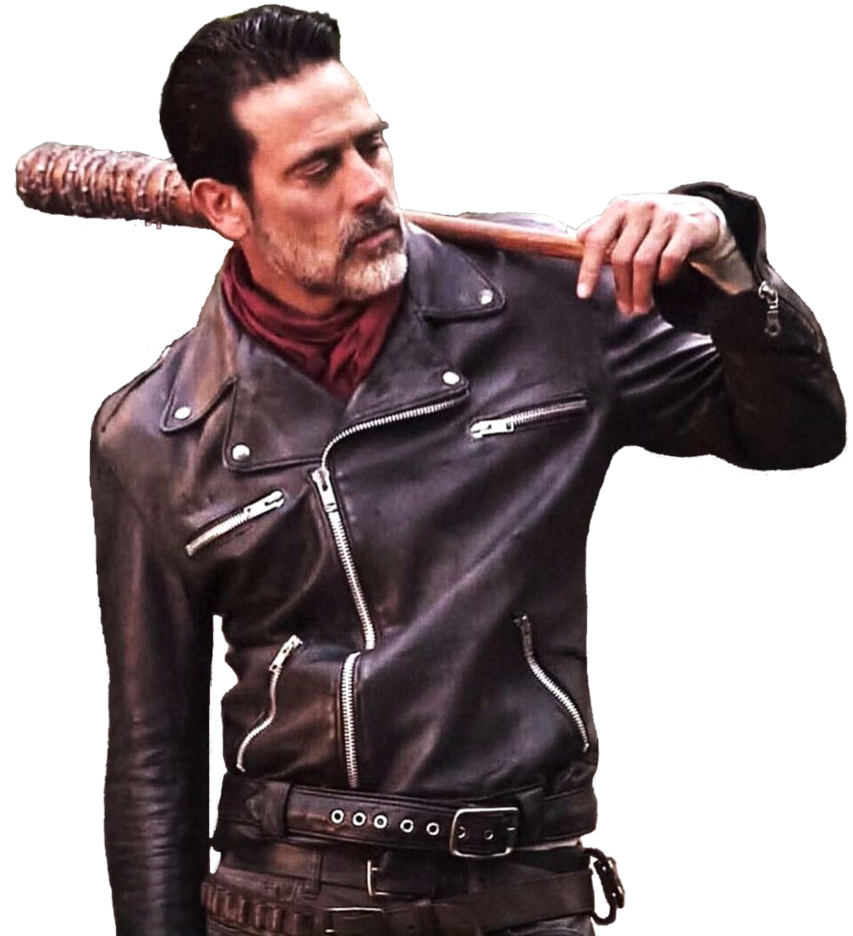 Walking dead png. The negan by chrisb
