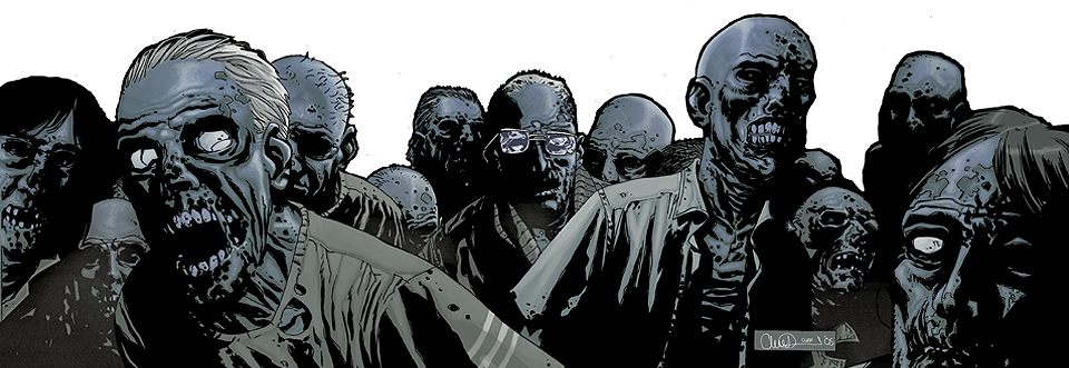 Walking dead zombies png. Hordes of the will