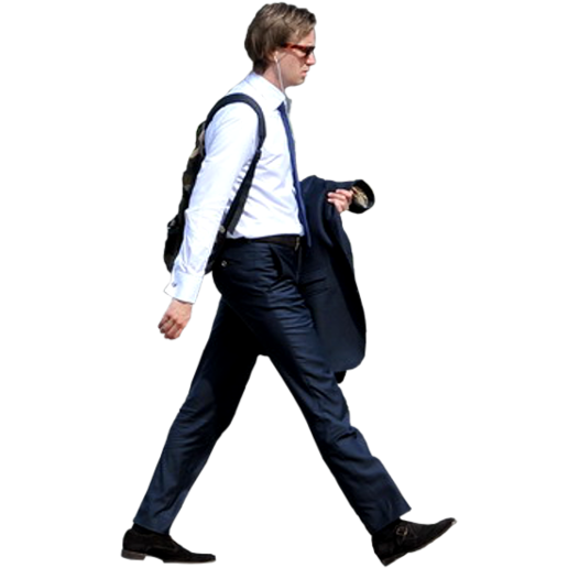 Person walking png. Image