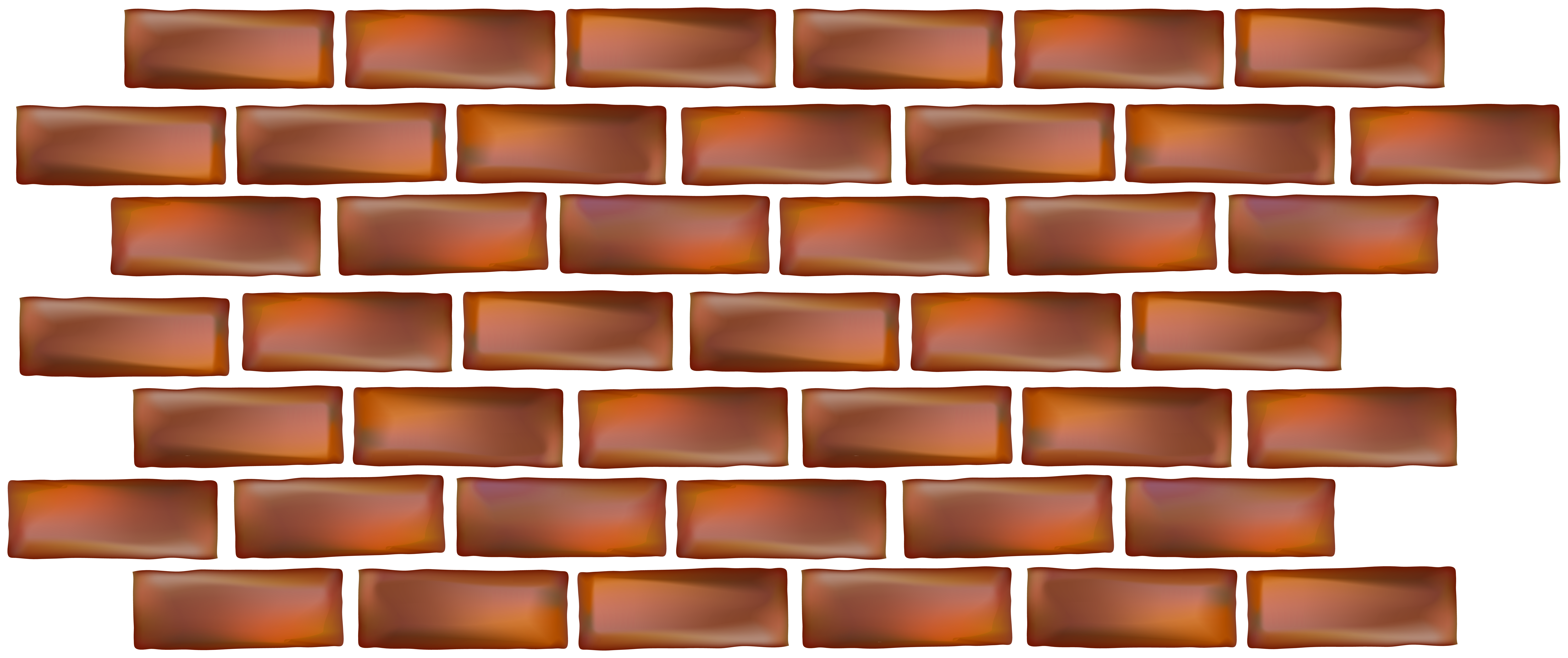 Brick wall clipart png. Decorative image gallery yopriceville