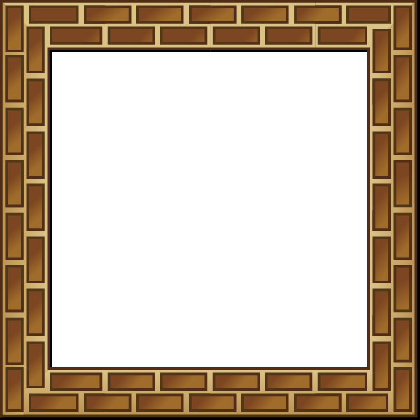 Clothespin clipart boarder. Free brick wall download