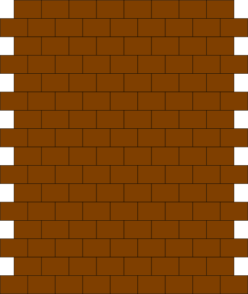 Wall clipart cartoon. Brick jail clip art