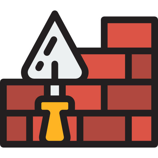 Brick wall clipart png. Icon