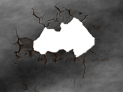 Wall crack hole png. Tg traditional games