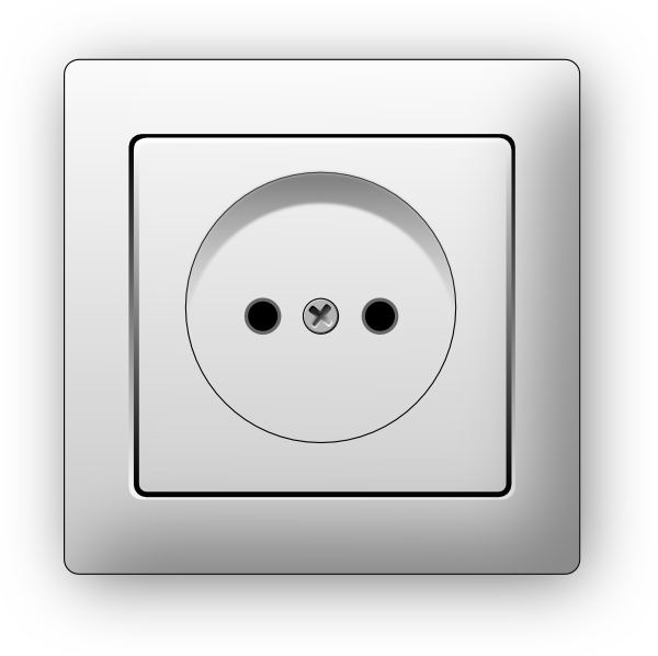wall outlet png