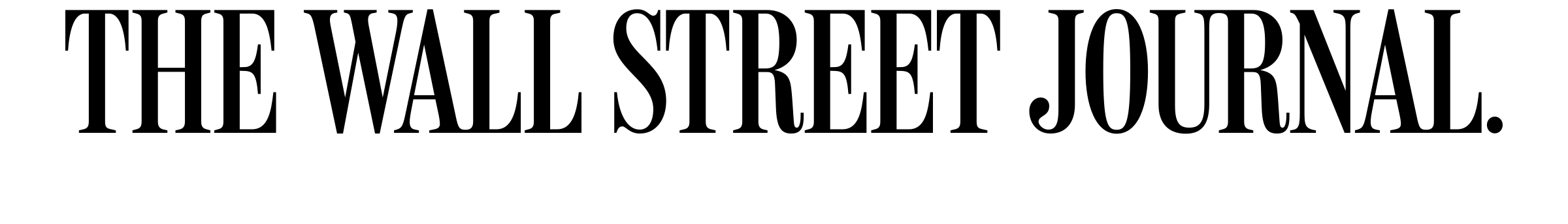 the wall street journal logo png