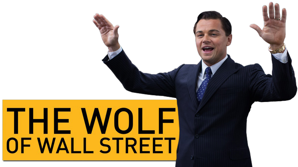 Wall street png. The wolf of movie
