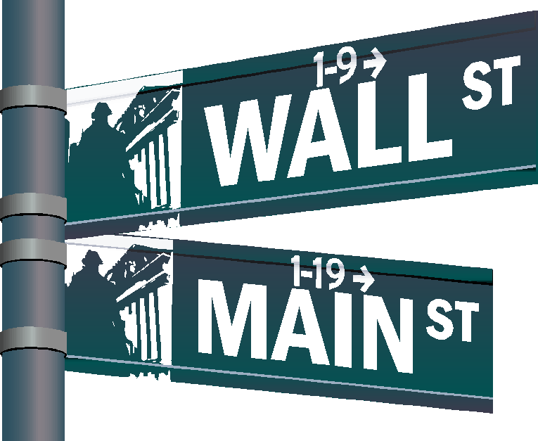 wall street sign png