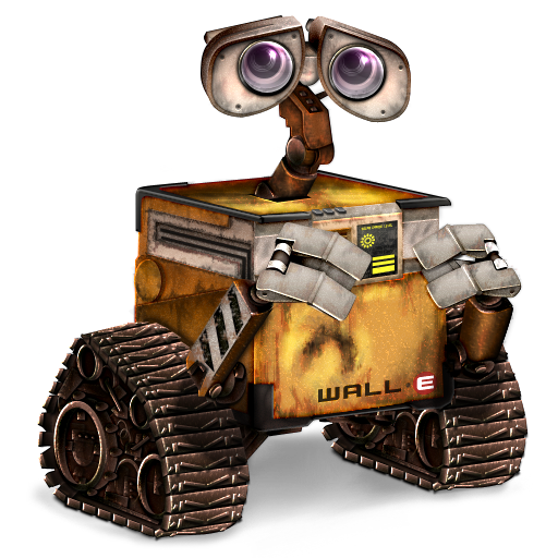 Wall e png. Free download mart walle