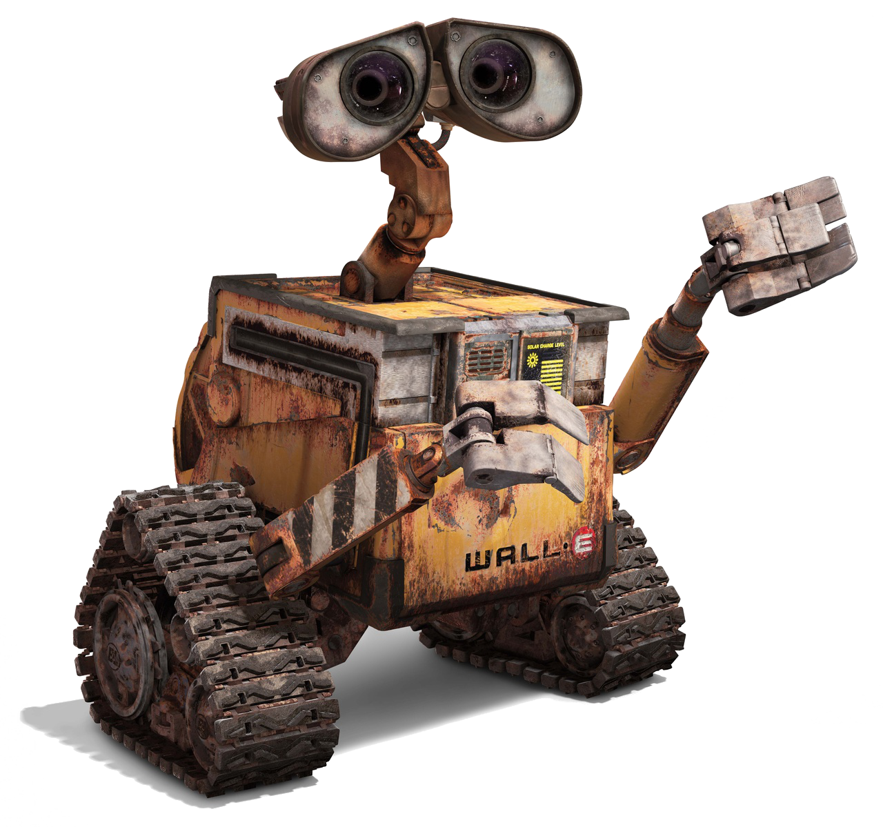 baymax transparent walle
