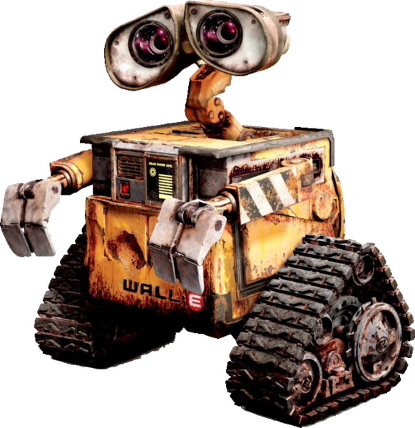Wall e png. Psd official psds walle