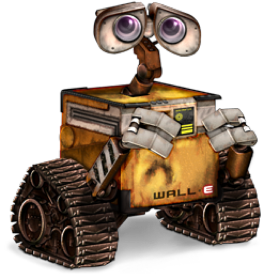Wall-e png cartoon. Image walle epic rap