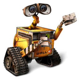 Wall-e png cartoon. Wall e pixar walle
