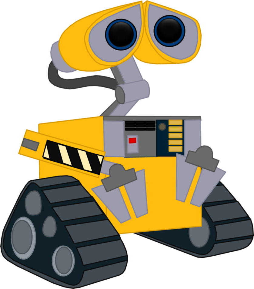 Wall-e png cartoon. Wall e by randomperson