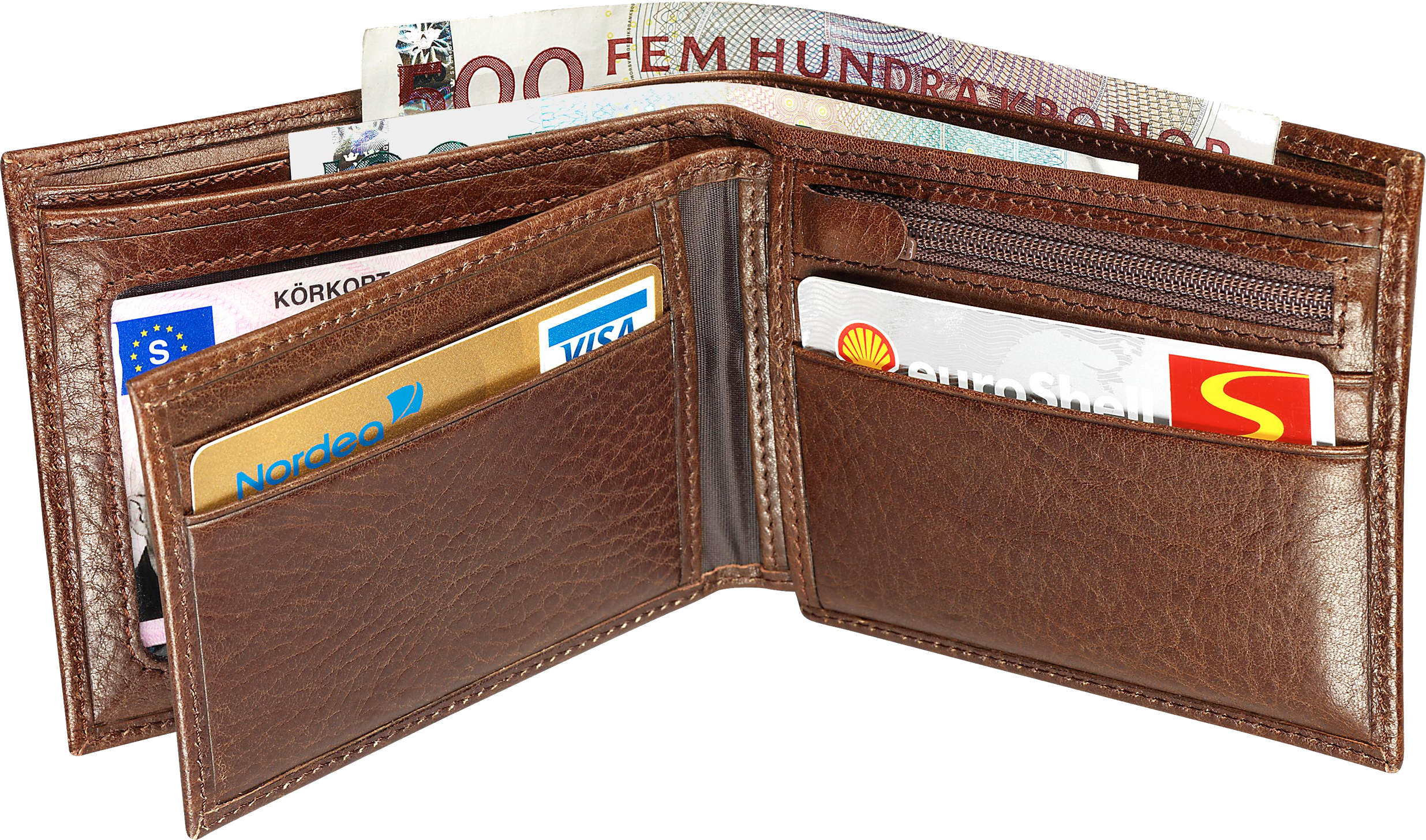 Wallet card png. Brown image purepng free
