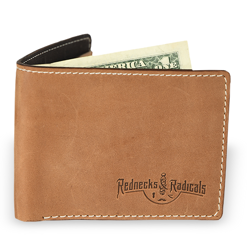 Wallet transparent. The giving rednecks and