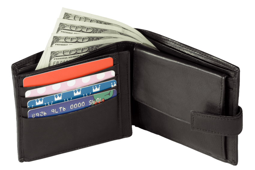 Wallet image png. Black free images toppng