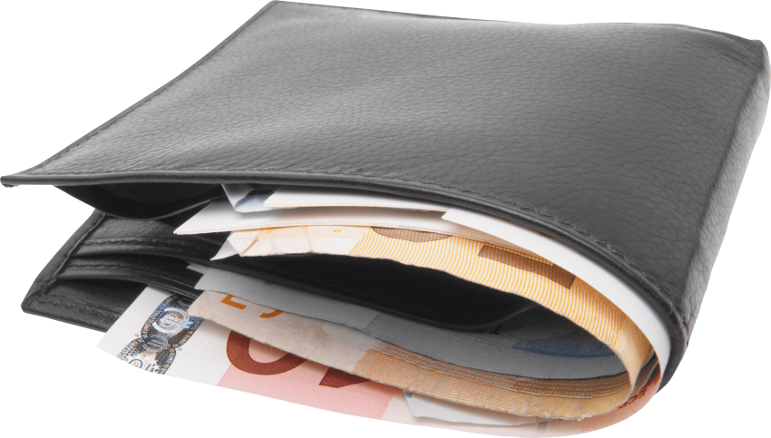 Wallet image png. With money free images