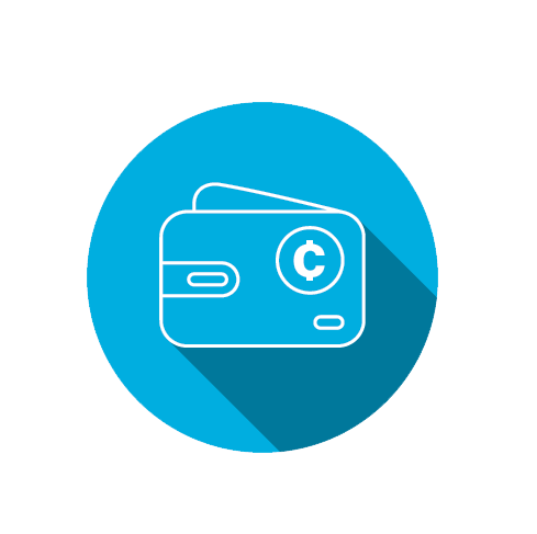 Wallet logo png. Coin and compare bitcoin