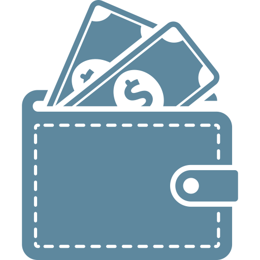Wallet money png icon. Myiconfinder