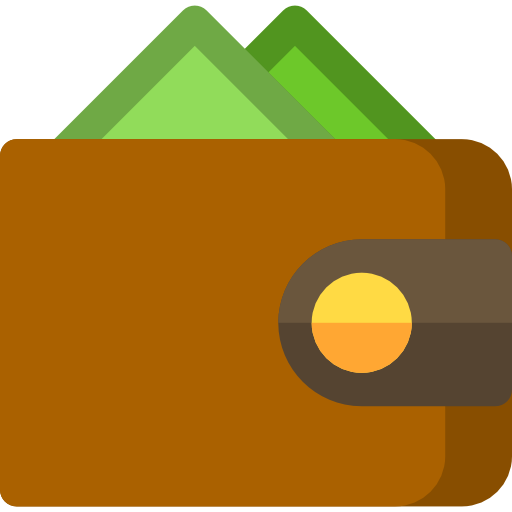Wallet logo png. Free commerce and shopping
