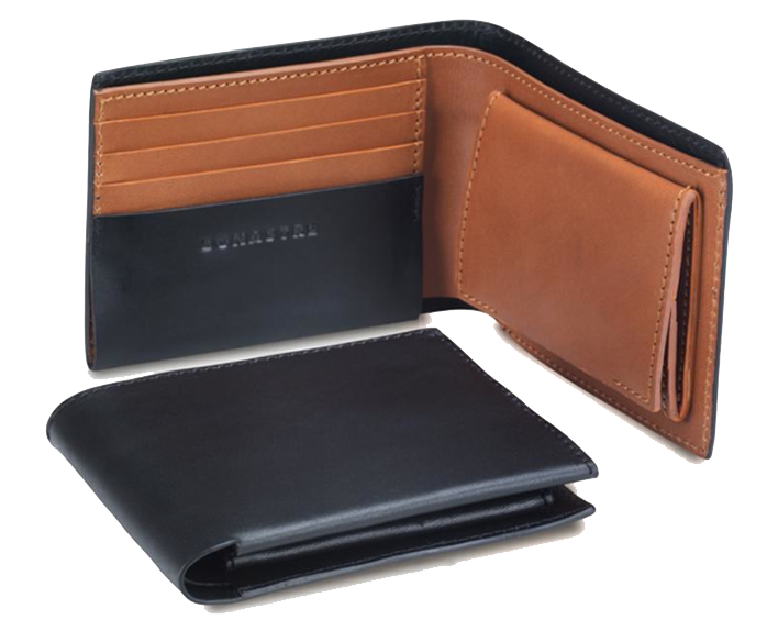 Transparent wallet leather. Png images all