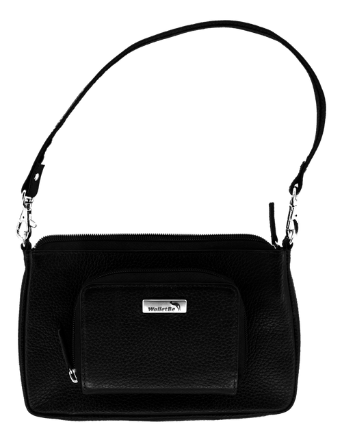 Wallet strap png. Leather crossbody rfid mini